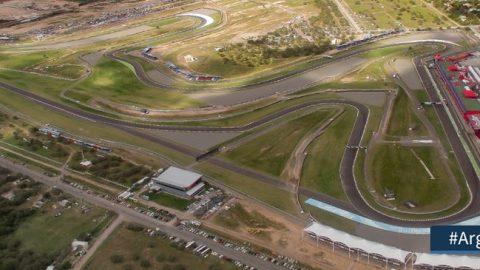 """MotoGP: Маркес стартира от пол-позишън след """"мокра"""" квалификация в Аржентина"""