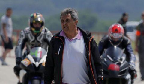 Богдан Николов спаси лиценза на мото-федерацията!
