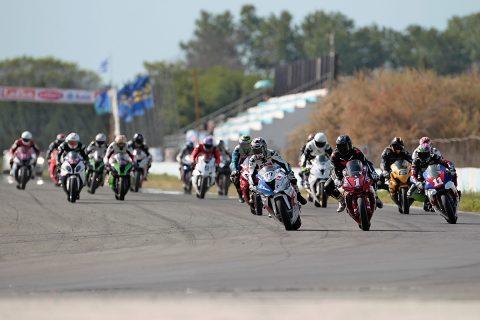 Над 130 заявки за първите два кръга от Балканското по мотоциклетизъм на писта в Гърция