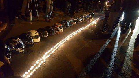 """Sofia Riders: """"Да спрем убийствата, причинени от забранени обратни завои""""!"""
