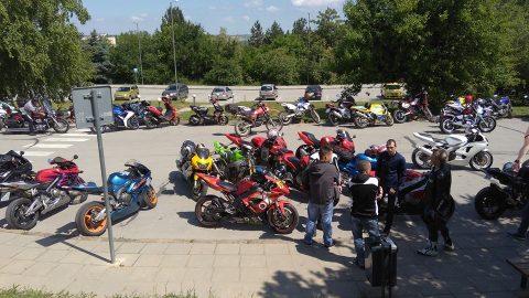Близо 200 мотористи поставиха началото на Мото-сезон 2017 в Плевен – ГАЛЕРИЯ