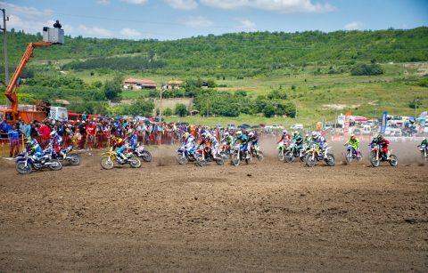 Републиканският шампионат по мотокрос продължава този уикенд в Левски