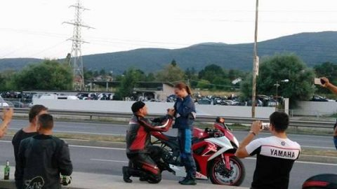 """В духа на Sofia Riders: Ели каза """"Да"""" на Станислав!"""
