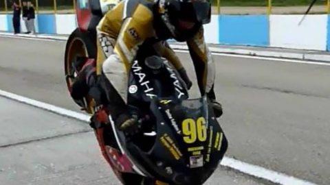 В падока с… Димитър Калпаков, клас F1000