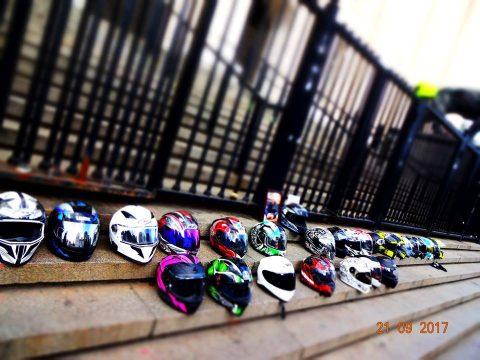 Над 40 мотористи се събраха пред Съдебната палата в подкрепа на близките на загинал при ПТП колега