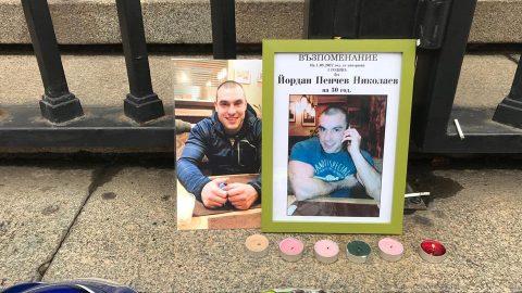 3 години условна присъда с 5 години изпитателен срок за убиеца на Йордан Николаев