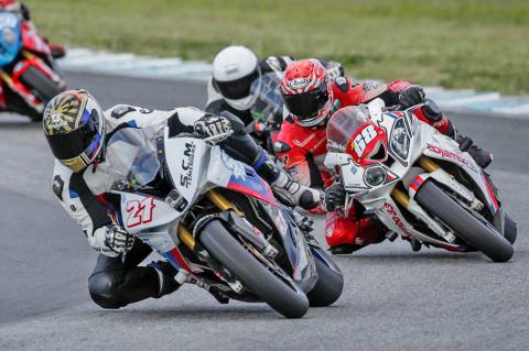 10-ти кръг BMU Европейски шампионат по мотоциклетизъм на писта и финален Европейски по супермото – Програма