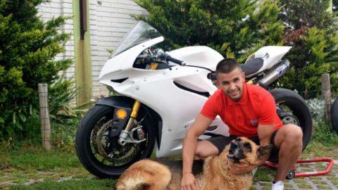 Караньотов готов за първи тест с новия мотоциклет
