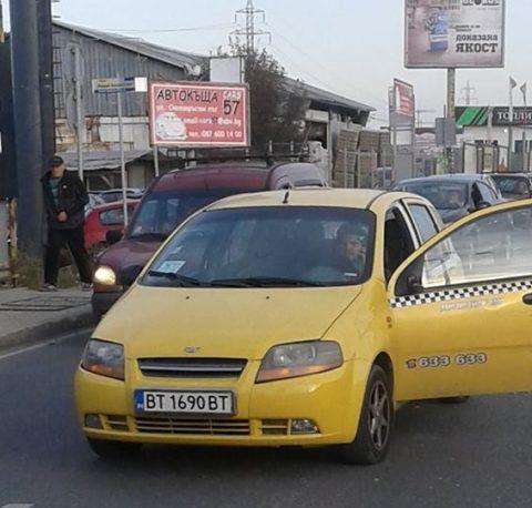 SR-сигнали: Великотърновски таксиджия уби на място моторист на Околовръсното в София