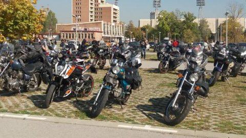 Софийските мотоклубове закриха днес Мото-сезон 2017 – СНИМКИ