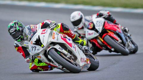BMU Европейски шампионат по мотоциклетизъм на писта – класиране след 10-ти кръг