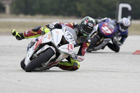 Мотоциклетизъм: Без изненади в първия ден в Долна Митрополия, Чой стартира от пол-позишън в Superbike