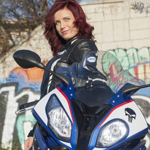 В духа на Sofia Riders: Дамите с мотори – Роберта Стойнева
