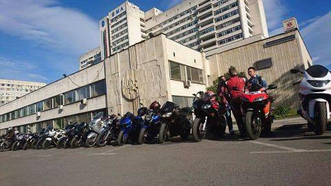Sofia Riders се включват в курс по оказване на първа помощ във ВМА