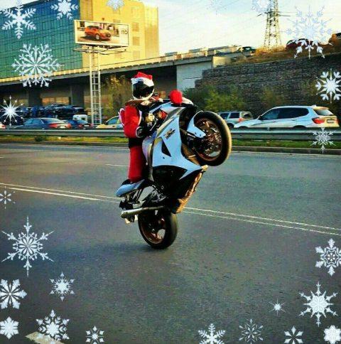Весели празници от Sofia Riders и Riders.Live!
