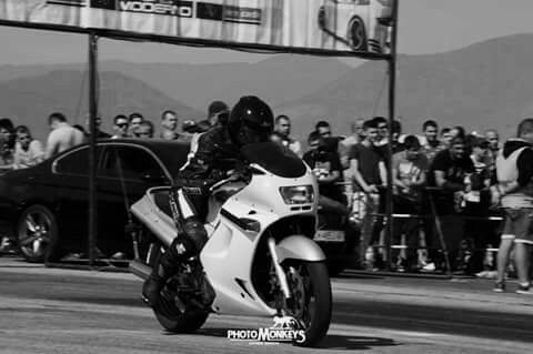 Бургаска мотористка обяви мотора си за продажба за лечението на Натали