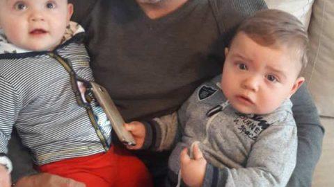 43-годишен баща на близнаци се нуждае от 35 000 долара, за да живее. Нека да помогнем!