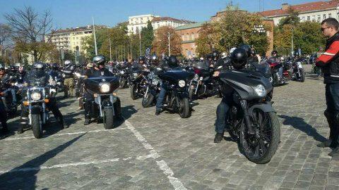 Откриването на Мото-сезон 2018 в София променя организацията на движение на 31 март
