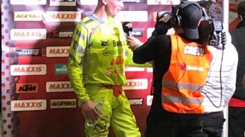 Кабакчиев избухна с второ време в манша и 4-то място в световното по СуперЕндуро