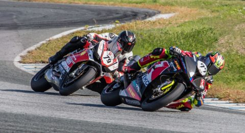 BMU European Road Racing Championship 2018 – I кръг – Пълни резултати