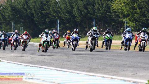 С исторически рекорд от Ангел Караньотов и победа за Чой завърши втория кръг от Европейското по мотоциклетизъм на писта