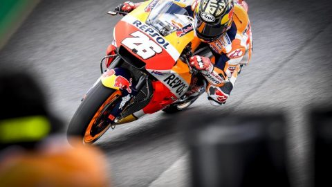 MotoGP: Дани Педроса и Марк Маркез оглавиха петъчните свободни тренировки за Гран при на Аржентина