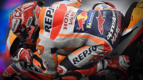 MotoGP: Дъжд и първо място за Маркес в FP3 на Гран при на Аржентина