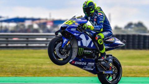 """MotoGP: Валентино Роси – """"Основната ми цел е да остана в топ 10!"""""""