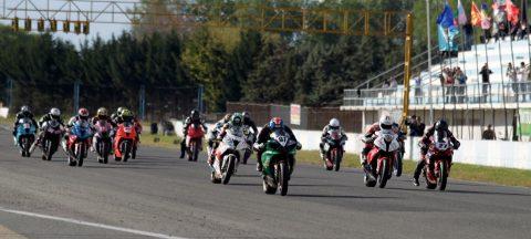 Зрелищни състезания и 9 подиума за българите в първия кръг на BMU European Road Racing Championship 2018