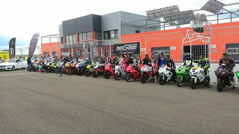 Мотоциклетизъм: Светлин Иванов с първа победа в клас Superbike за 2018 в 3-тия кръг на BMU European Road Racing Championship