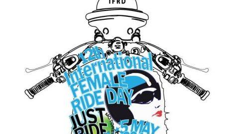 Над 20 дами отбелязаха Международния ден на жените-мотористи в София