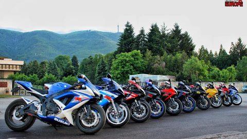 Първата по рода си Сузуки GSX-R среща ще се проведе на 25 август в Боровец