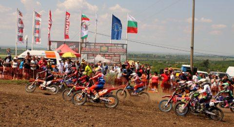Майкъл Иванов с нови 50 точки от третия кръг на Републиканското по мотокрос