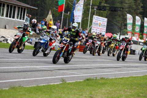 BMU European SuperMoto Championship – временно класиране след първите два кръга