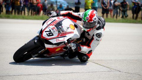 Караньотов спечели победата в клас Superbike в 6-тия кръг на BMU Европейския шампионат по мотоциклетизъм на писта в Румъния