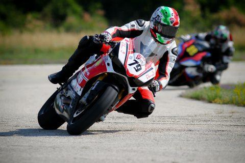 BMU: Ангел Караньотов стартира състезателния уикенд в Румъния с най-добро време на свободните тренировки