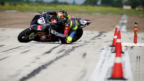 BMU Европейският шампионат по мотоциклетизъм на писта продължава с два кръга в Румъния този уикенд