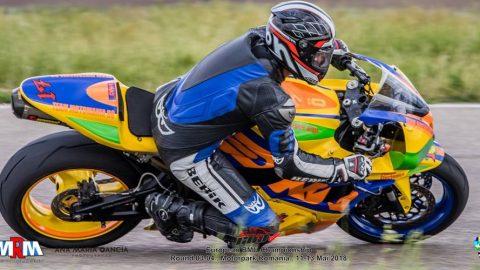 Мотоциклетизъм: Бургазлията Янислав Димитров с първо място в F600 в Румъния