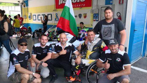 Сергей Сергеев Сижи отново ще представи България в Octo Bridgestone Cup този уикенд