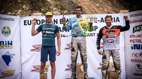 Теодор Кабакчиев 2-ри в Extreme Enduro Fenix – 4-тия кръг от BMU Европейския Extreme Enduro – шампионат