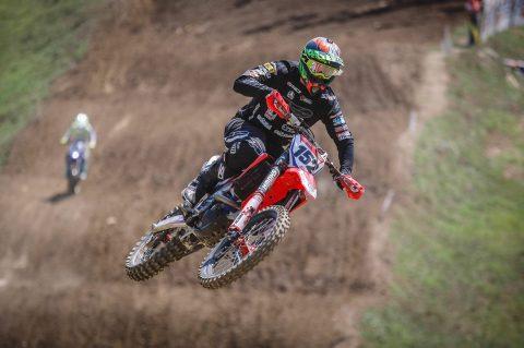 Мотокрос: Петър Петров 14-ти в квалификациите на клас MXGP в Grand Prix Bulgaria
