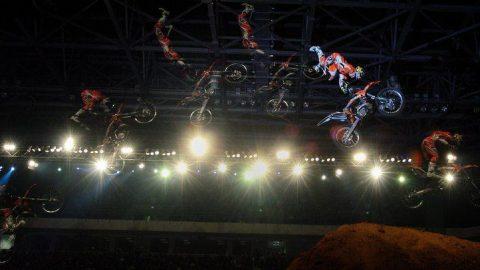 """Световното по мотокрос """"Freestyle"""" се завръща в """"Арена Армеец"""" на 14 декември 2019 година"""