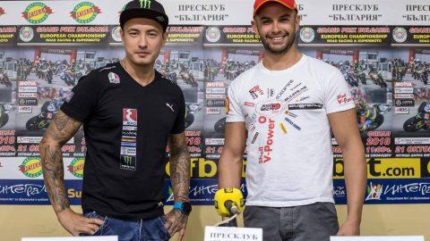 Grand Prix Bulgaria: Караньотов и Чой готови за решаващата битка в клас SBK този уикенд