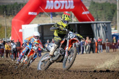Айтос определи републиканските шампиони по мотокрос за 2018
