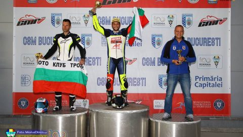 Мотоциклетен сезон 2019: Милен Георгиев в новия Kida Motorsport
