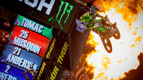 Monster Energy AMA Supercross шампионата стартира този уикенд в САЩ