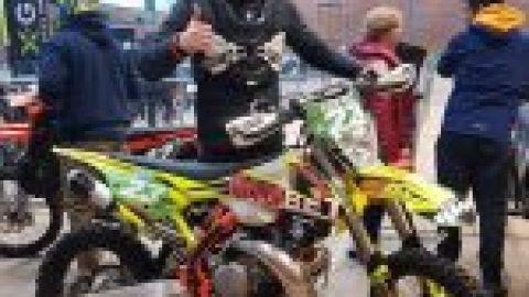Теодор Какабчиев върна България в топ 5 на световната мотоциклетна сцена