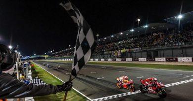Ducati стартира MotoGP сезона със зрелищна победа на Довициозо в Катар