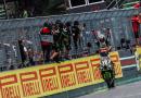 Джонатан Рей прекъсна победната серия на Баутиста с триумф в състезание №1 на Imola