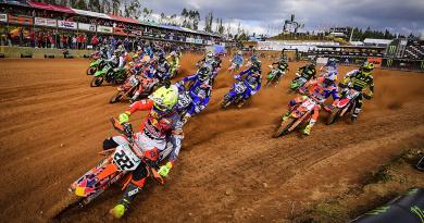 Световният шампионат по мотокрос продължава в Португалия